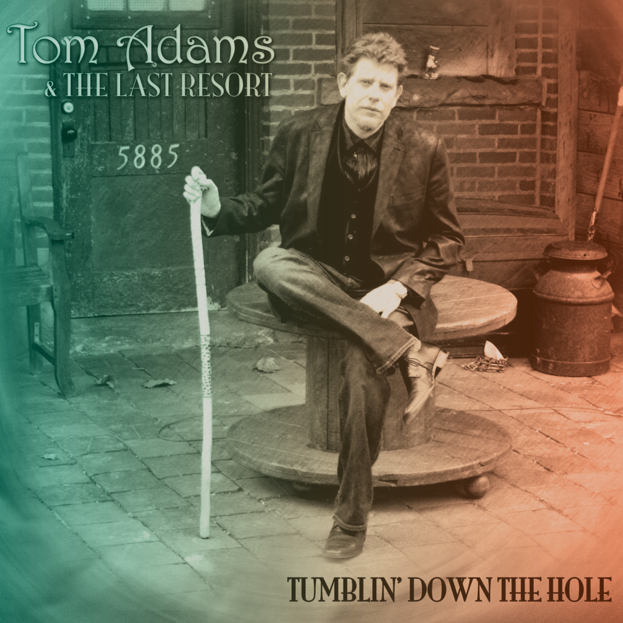 Tom Adams and the Last Resort  |  Saturday, September 14  |  7:30-8:30 p.m.  |  Tav Co
