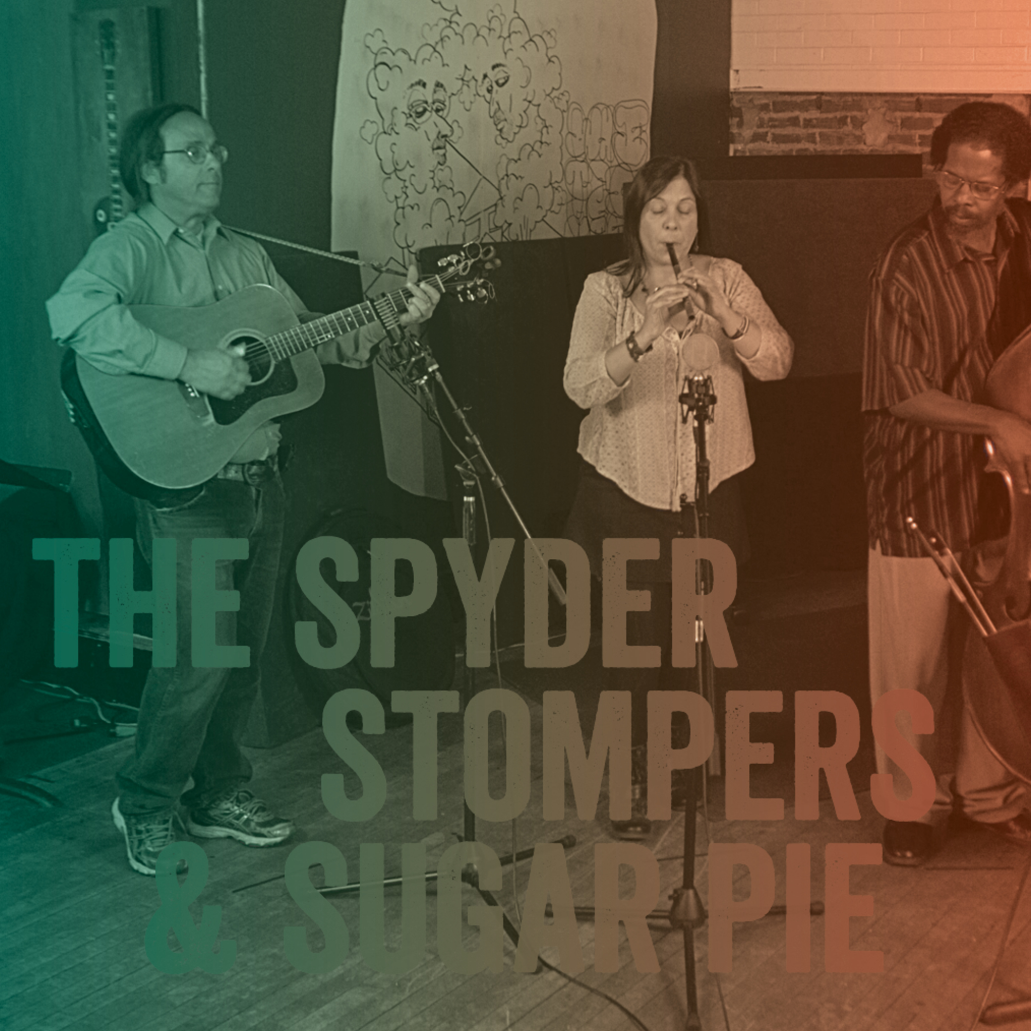 SpYder Stompers and Sugar Pie |  Saturday, September 14   9:30-10:30 p.m.  |  Cedar Lee Mini Park