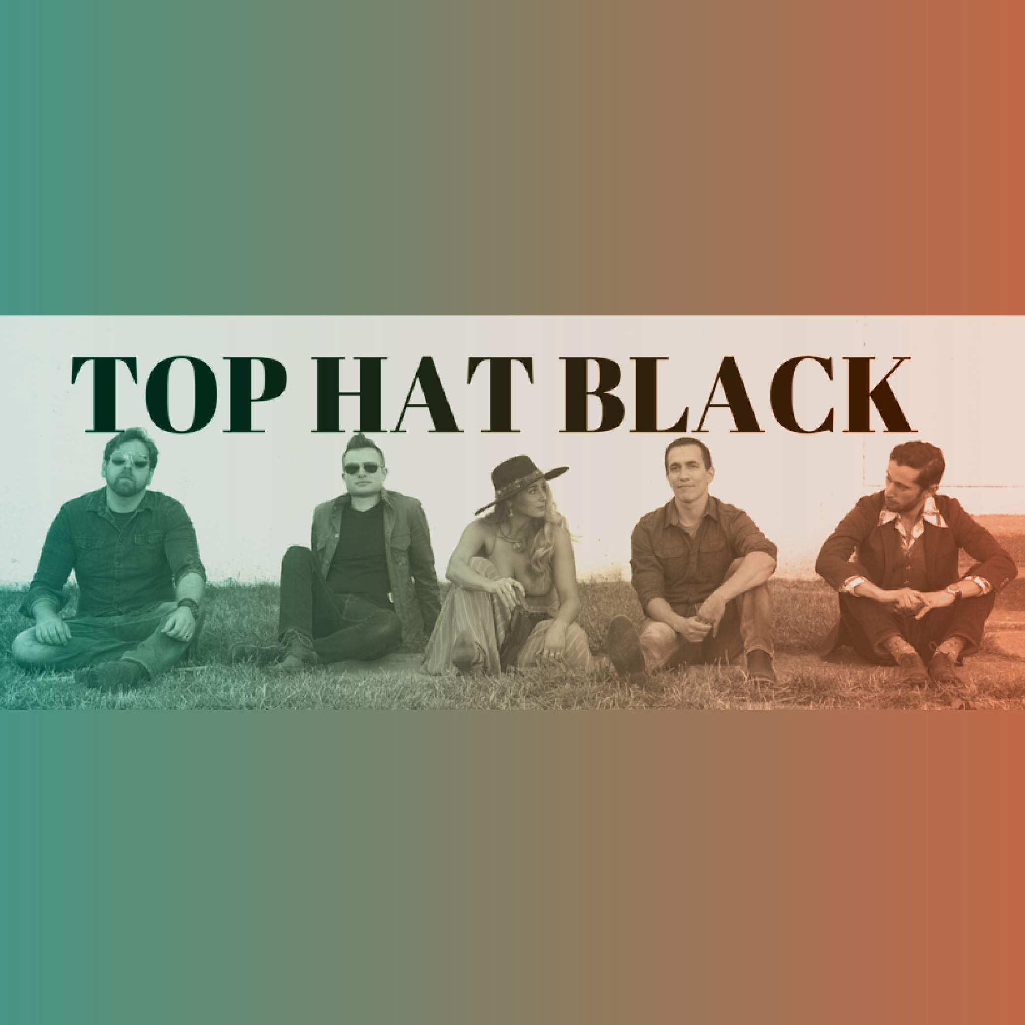 Top Hat Black  |  Saturday, September 14  |  8:00-9:00 p.m.  |  Rudy's Pub